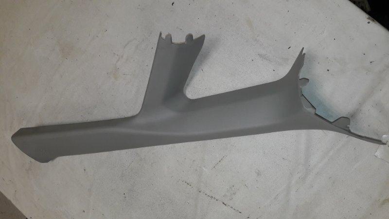 Обшивка стойки кузова Toyota Prius ZVW30 2ZR-FXE 2012 передняя правая (б/у)