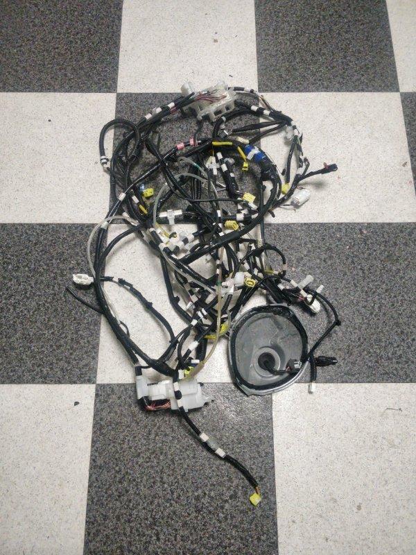 Электропроводка салона Toyota Prius ZVW30 2ZR-FXE 2012 (б/у)