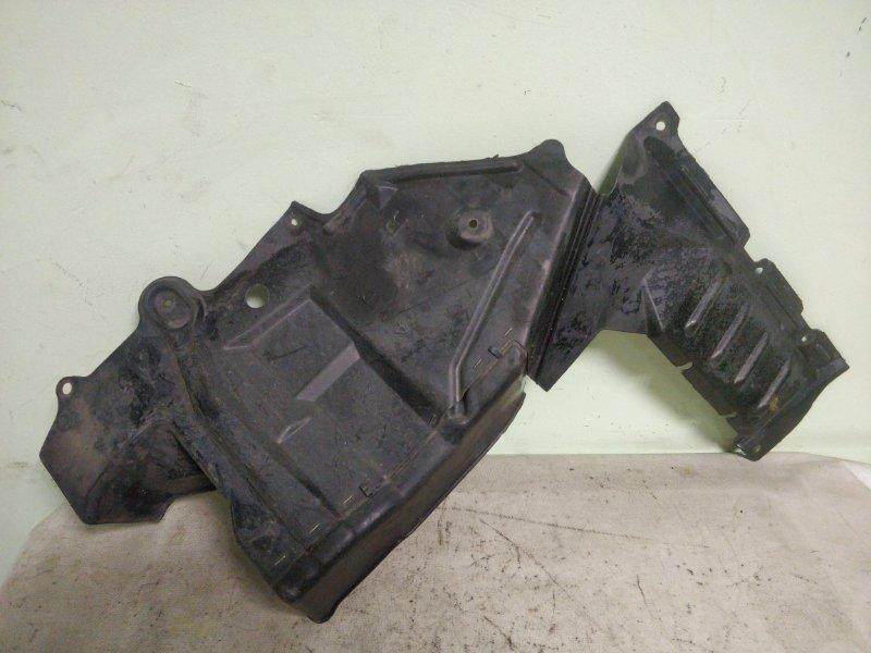 Защита двигателя Nissan Wingroad WHNY11 QG18DE 2003 передняя правая (б/у)