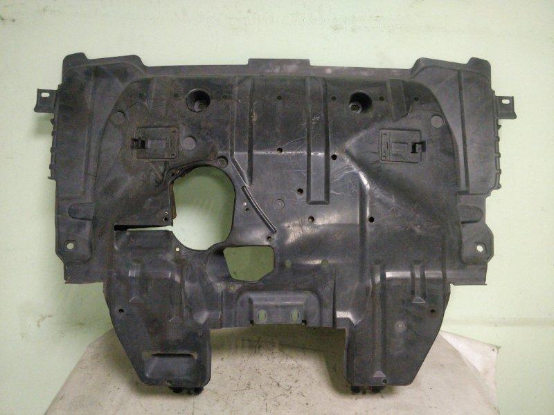 Защита двигателя Subaru Forester SG5 2002.12 передняя (б/у)