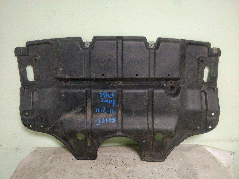 Защита двигателя Toyota Mark Ii GX115 1G-FE 2001 передняя (б/у)