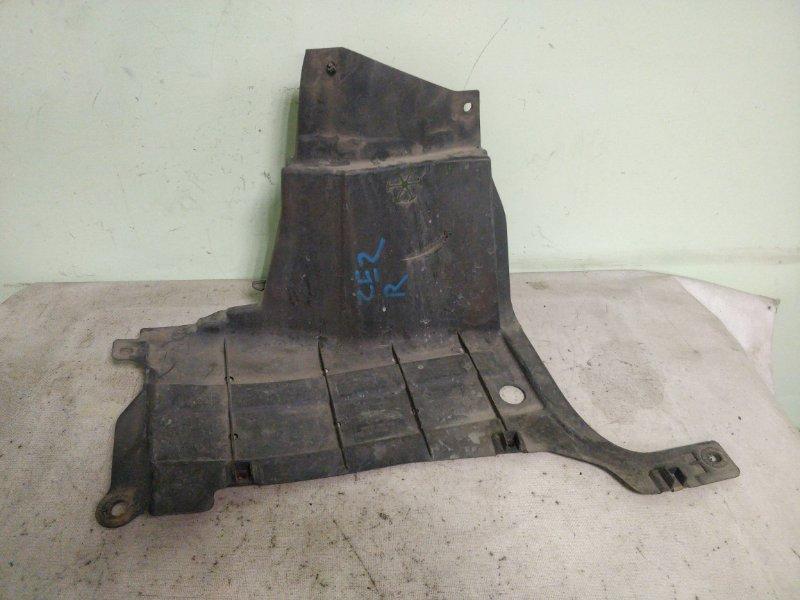 Защита двигателя Honda Insight ZE2 LDA передняя правая (б/у)
