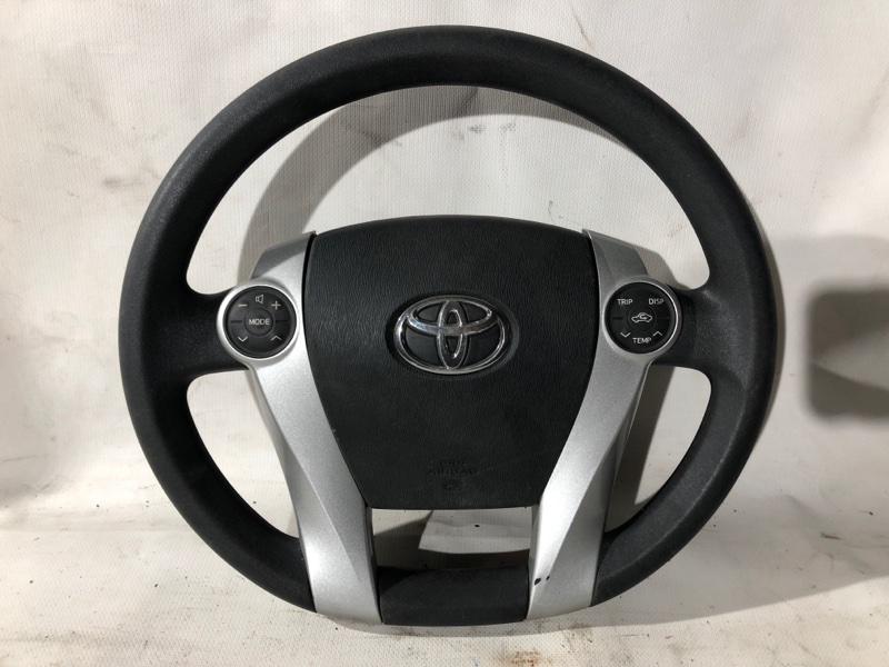 Руль Toyota Prius ZVW30 2ZRFXE 2010.07 (б/у)