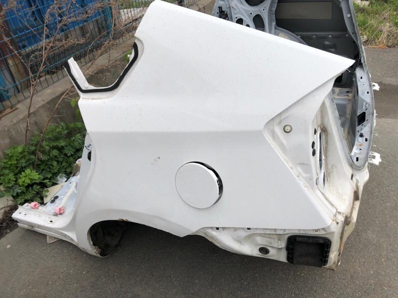 Крыло Toyota Prius ZVW30 2ZRFXE 2010.07 заднее левое (б/у)
