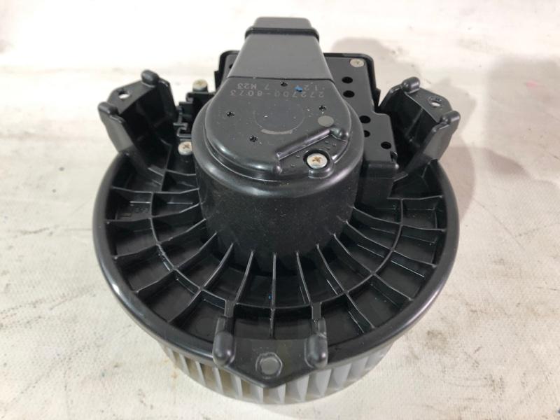 Мотор печки Toyota Prius ZVW30 2ZRFXE 2010.07 (б/у)