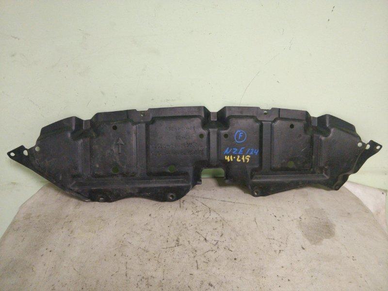Защита двигателя Toyota Corolla NZE124 1NZ-FE передняя (б/у)