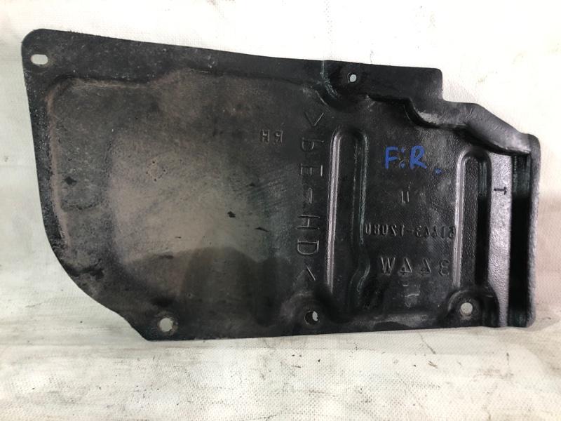 Защита двигателя Toyota Prius ZVW30 2ZRFXE 2010.07 передняя правая (б/у)