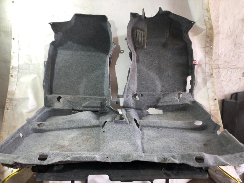 Обшивка пола Toyota Prius ZVW30 2ZRFXE 2010.07 (б/у)