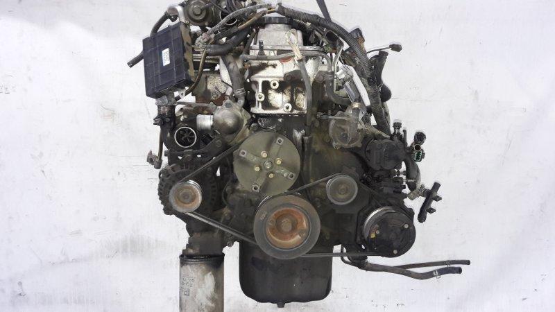 Двигатель Mitsubishi Delica PE8W 4M40 1999.11 (б/у)