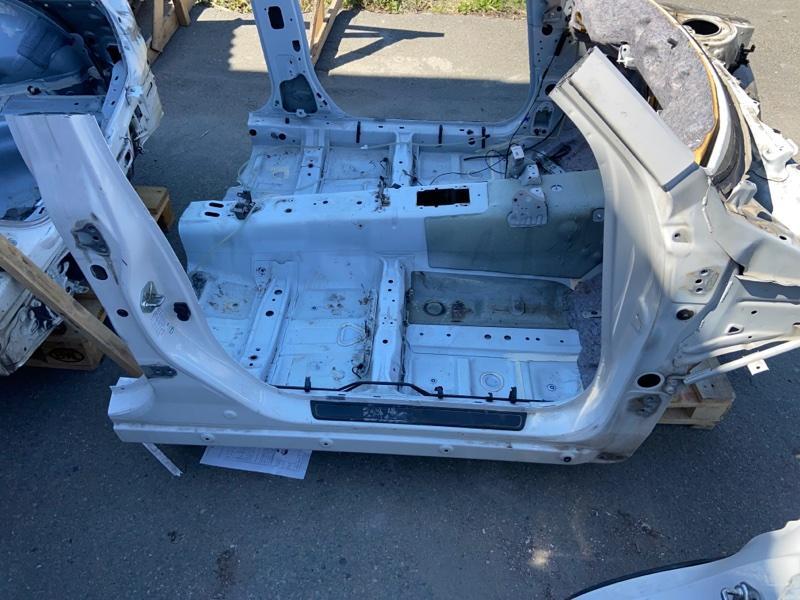 Порог кузова Subaru Forester SHJ FB20A 11.2011 передний правый (б/у)