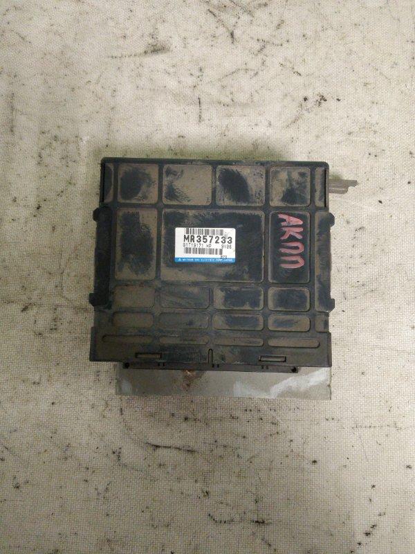 Блок управления акпп Mitsubishi Delica PE8W 4M40 1999.11 (б/у)