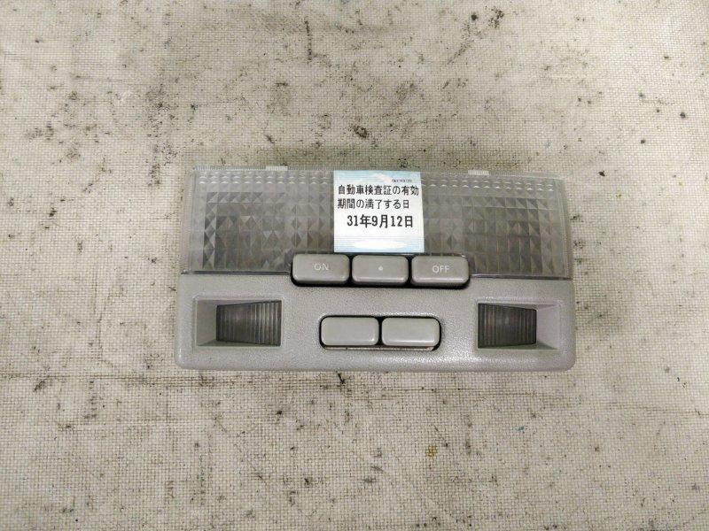 Светильник салона Mitsubishi Delica PE8W 4M40 1999.11 передний (б/у)
