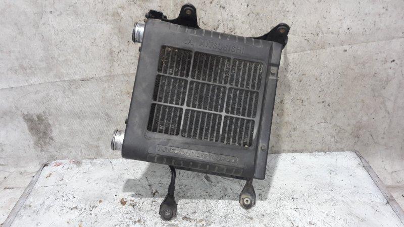 Радиатор интеркулера Mitsubishi Delica PE8W 4M40 1999.11 (б/у)