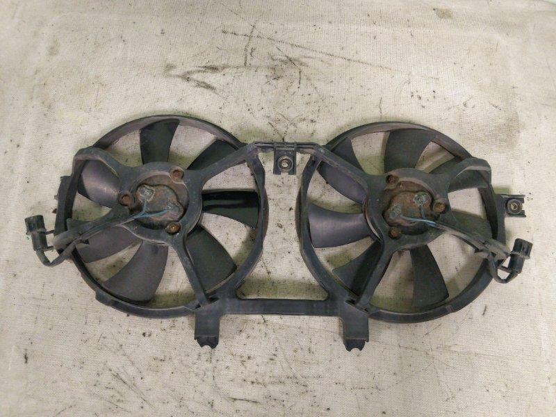 Вентилятор радиатора кондиционера Mitsubishi Delica PE8W 4M40 1999.11 (б/у)