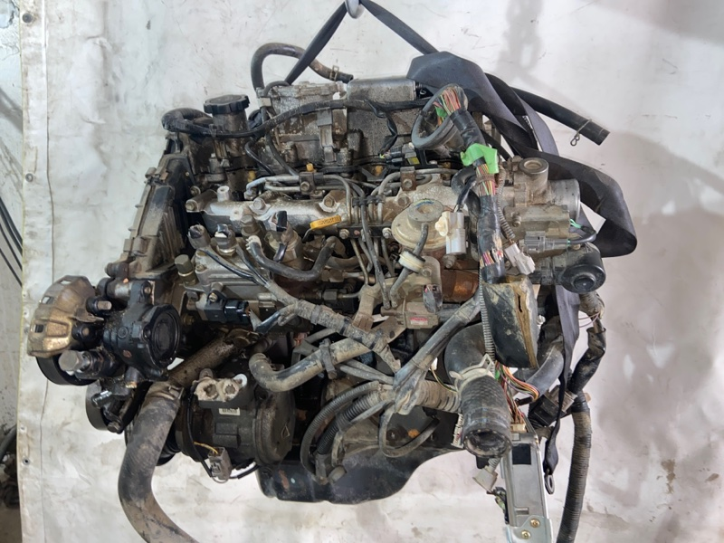 Двигатель Toyota Caldina CT199 3C (б/у)