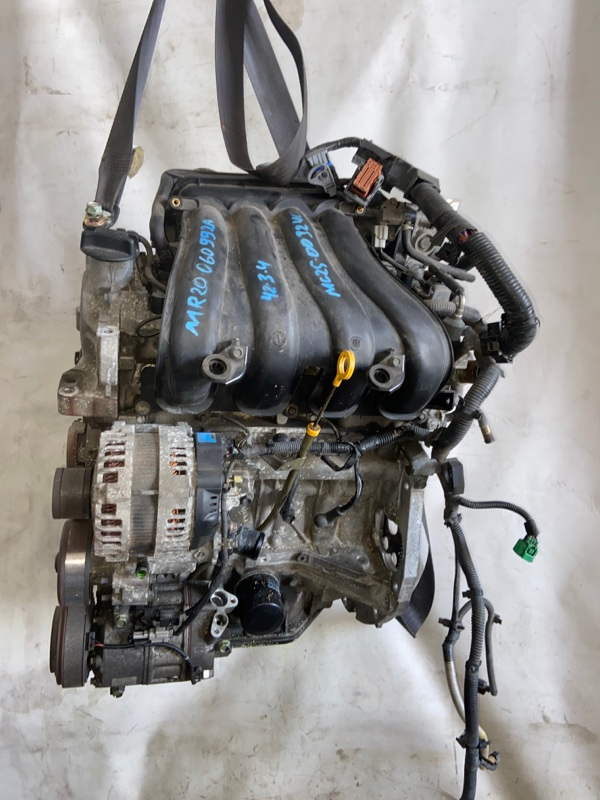 Двигатель Nissan Serena NC25 MR20DE (б/у)