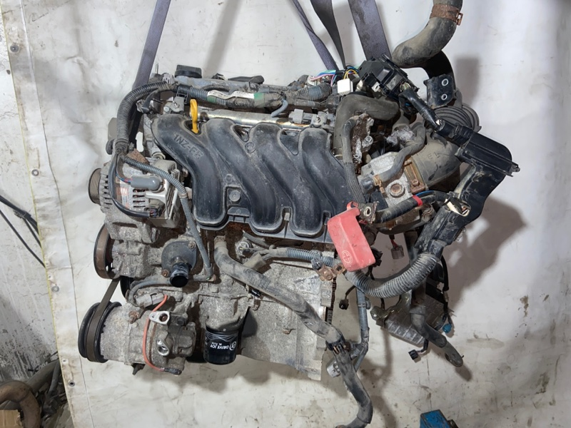 Двигатель Toyota Corolla Fielder NZE141G 1NZ-FE (б/у)