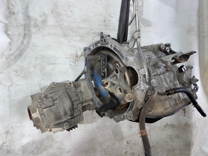 Кпп автоматическая Toyota Porte NNP15 1NZ (б/у)