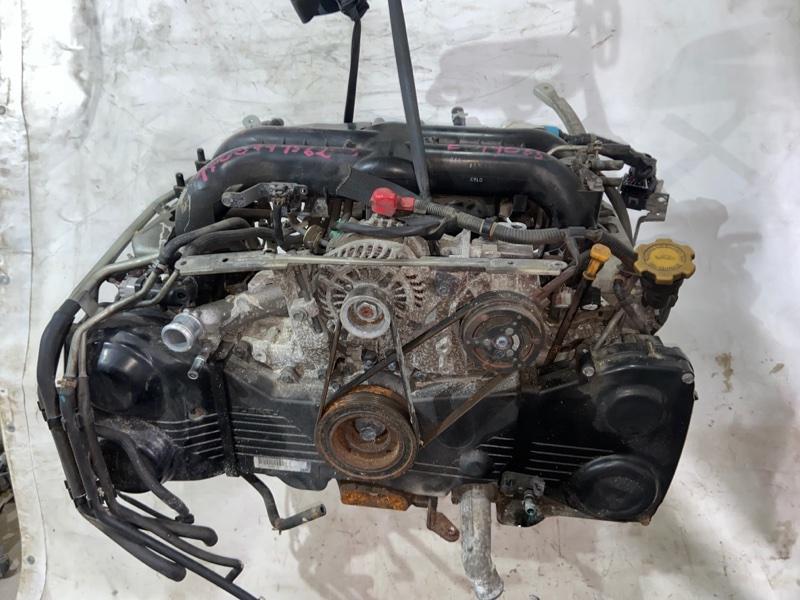 Двигатель Subaru Legacy BR9 EJ255 (б/у)