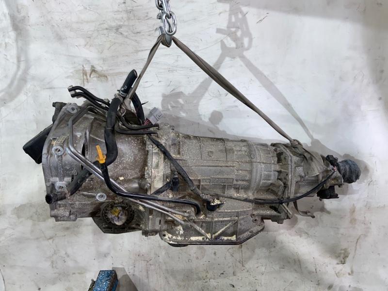 Кпп автоматическая Subaru Legacy BR9 EJ255 (б/у)