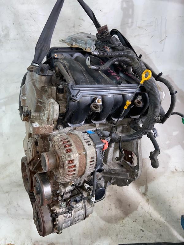 Двигатель Nissan X-Trail NT31 MR20DE (б/у)
