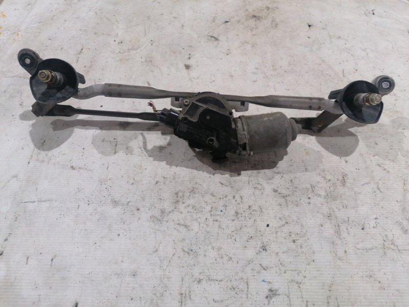 Мотор дворников Toyota Passo KGC15 1KR (б/у)