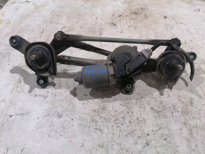 Мотор дворников Nissan Serena NC25 MR20DE (б/у)