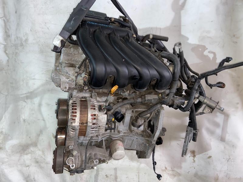 Двигатель Nissan Juke YF15 HR15 (б/у)