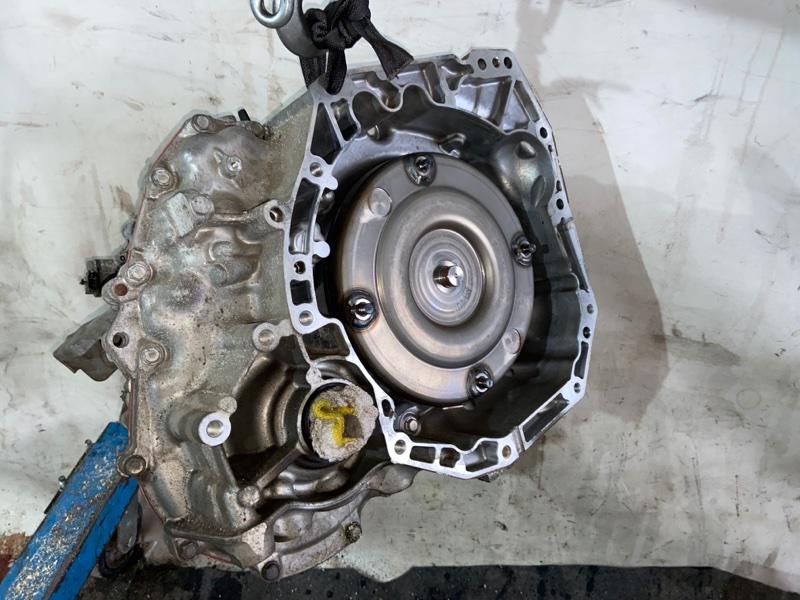 Кпп автоматическая Nissan Juke YF15 HR15DE 2010 (б/у)
