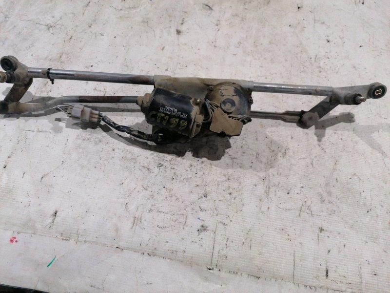 Мотор дворников Toyota Caldina Van CT199 3C (б/у)