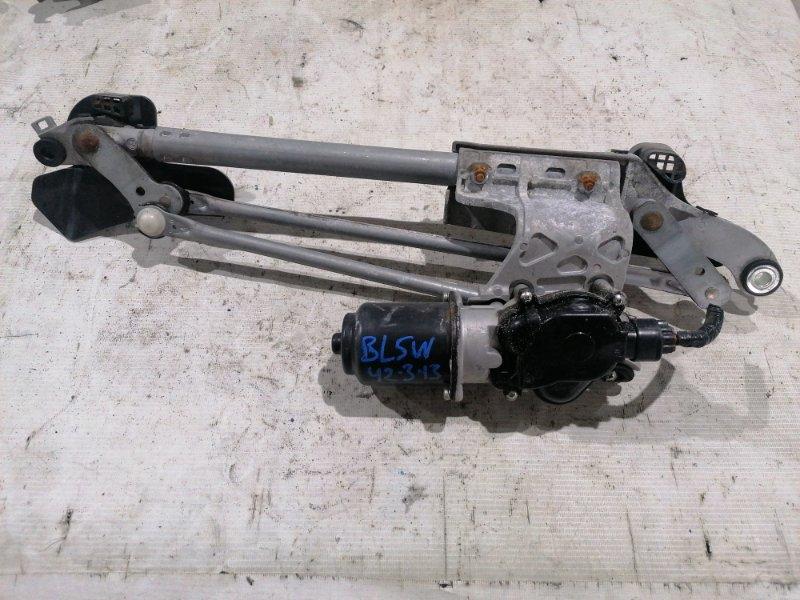 Мотор дворников Mazda Axela BL5FW ZY-VE (б/у)