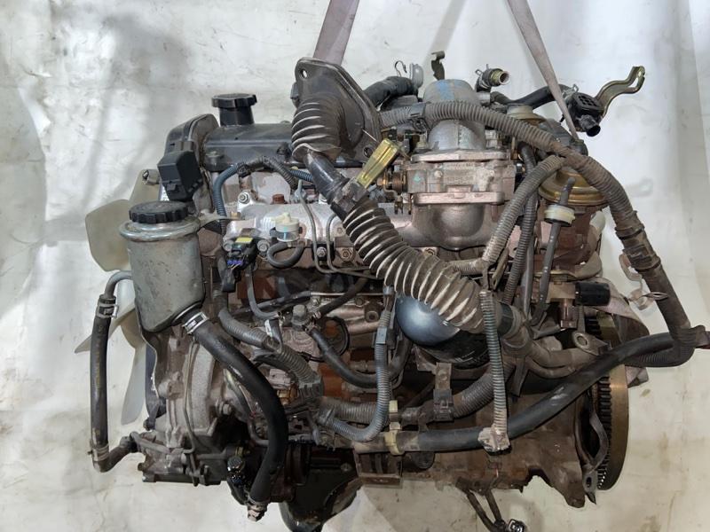 Двигатель Toyota Hilux Surf KZN185 1KZ-TE (б/у)