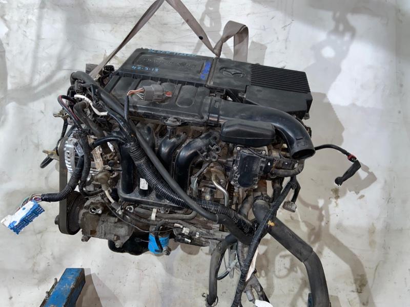 Двигатель Mazda Axela BL5FW ZY-VE (б/у)