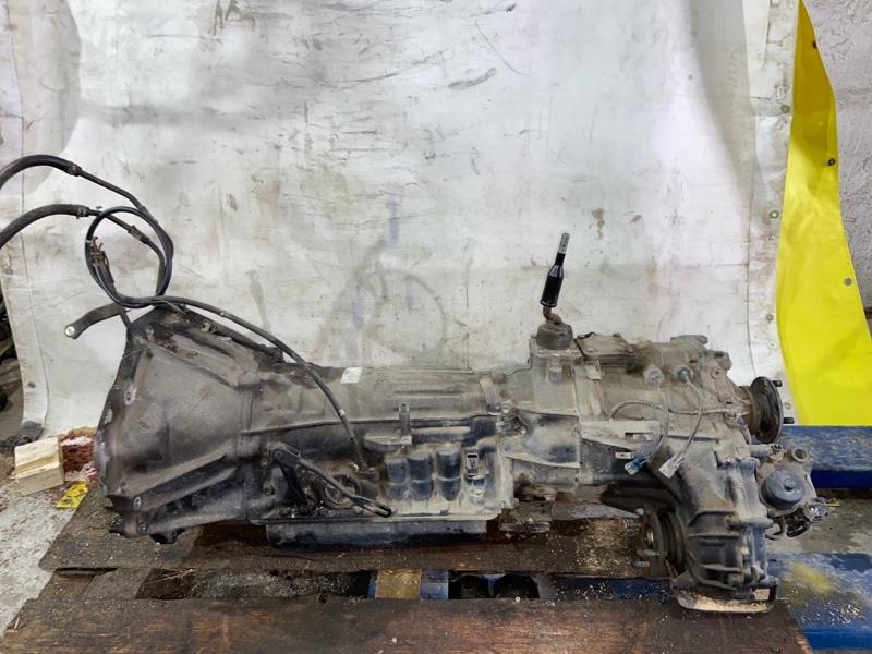 Кпп автоматическая Toyota Hilux Surf KZN185 1KZTE (б/у)