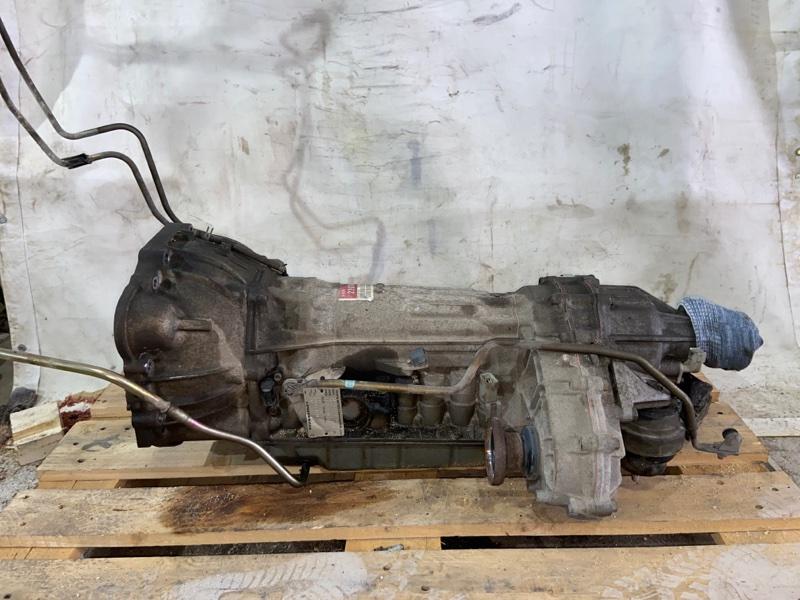 Кпп автоматическая Toyota Mark Ii GX115 1G-FE (б/у)