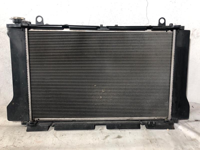 Радиатор двс Toyota Corolla Fielder NZE141 1NZ-FE (б/у)