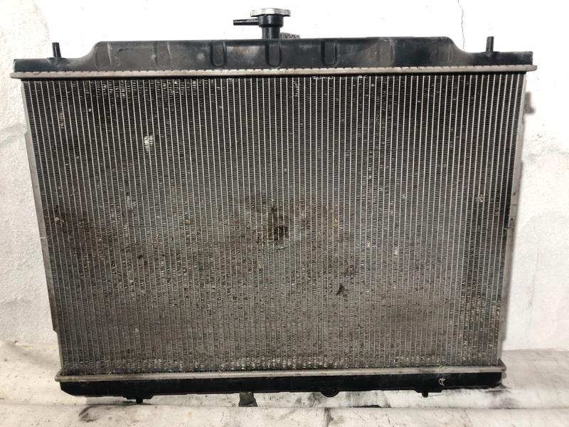 Радиатор двс Nissan X-Trail NT31 MR20 (б/у)