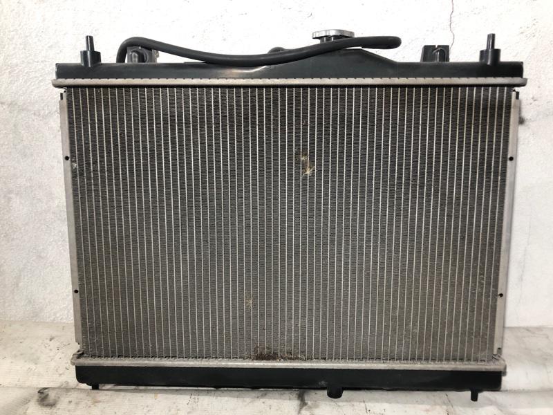 Радиатор двс Nissan Tiida Latio SNC11 HR15DE (б/у)