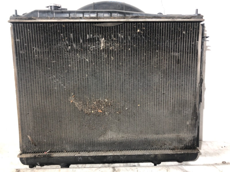 Радиатор двс Nissan Terrano JTR50 ZD30 1998 г. (б/у)