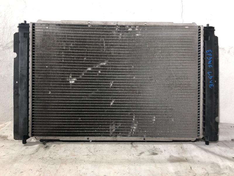 Радиатор двс Ford Escape EP3WF L3VE (б/у)