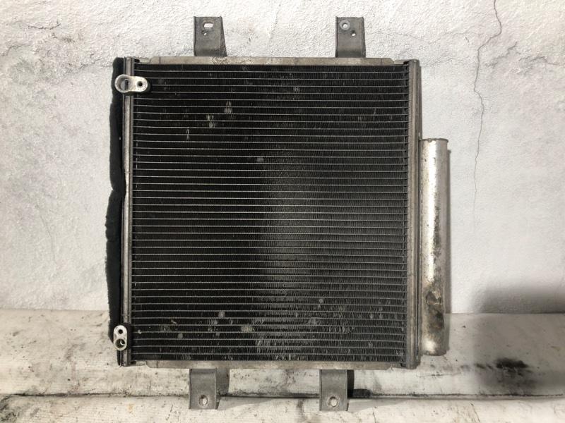 Радиатор кондиционера Toyota Passo KGC15 1KR-FE 2006 г. (б/у)