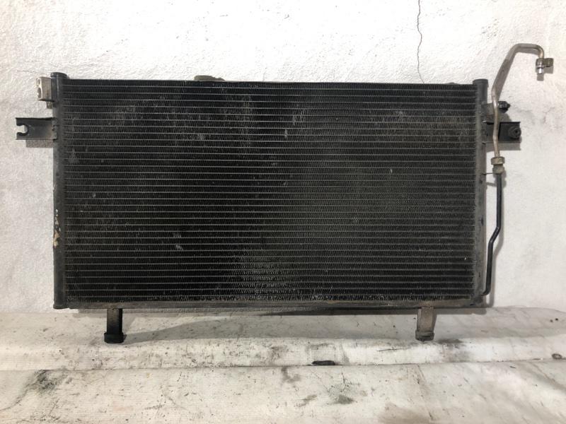 Радиатор кондиционера Nissan Terrano JTR50 ZD30 1998 г. (б/у)