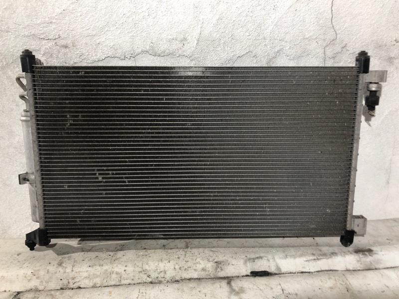 Радиатор кондиционера Nissan Tiida Latio SNC11 HR15DE 10.2008 (б/у)