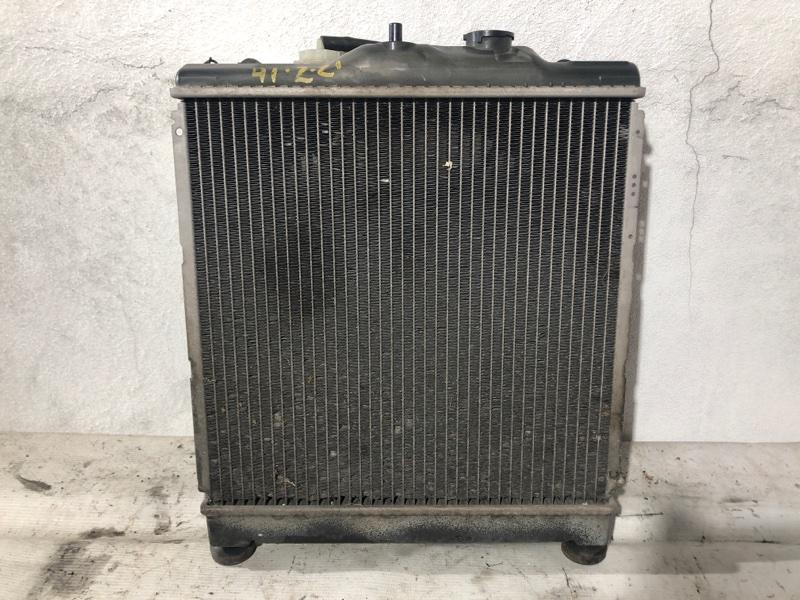 Радиатор двс Honda Hr-V GH4 D16A 2001 (б/у)