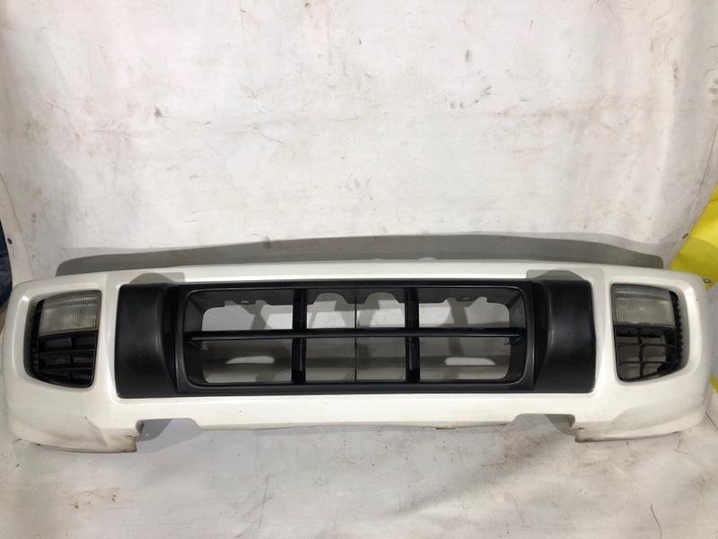 Бампер Nissan Terrano Regulus JTR50 ZD30 1999 передний (б/у)