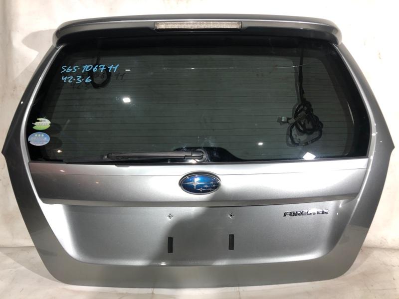 Дверь задняя Subaru Forester SG5 задняя (б/у)