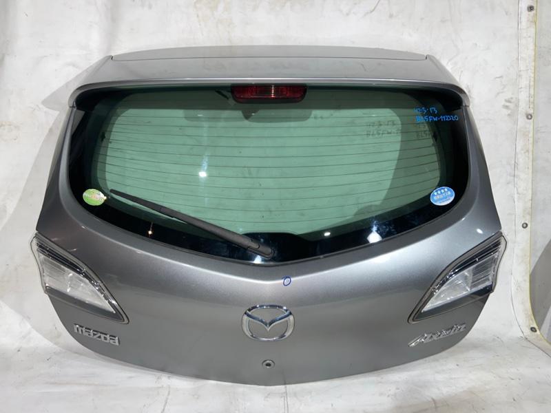 Дверь задняя Mazda Axela BL5FW ZY-VE задняя (б/у)