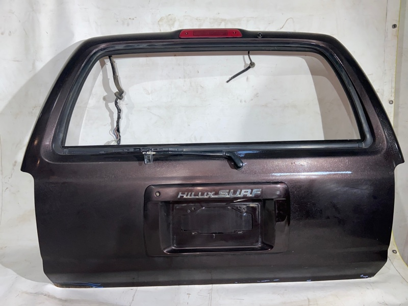 Дверь задняя Toyota Hilux Surf KZN185 задняя (б/у)