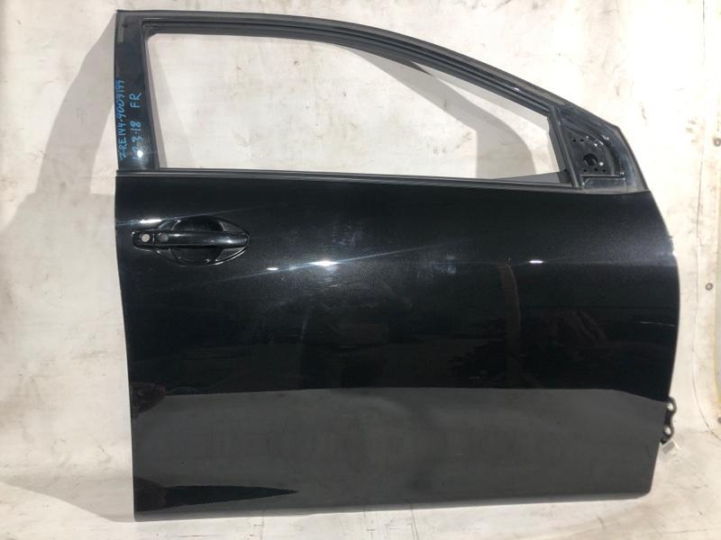 Дверь боковая Toyota Corolla Fielder ZRE144 передняя правая (б/у)