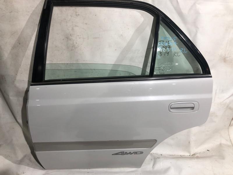 Дверь боковая Toyota Premio ST215 задняя левая (б/у)